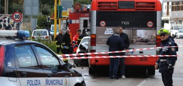 Autobus a Bari croce o delizia?