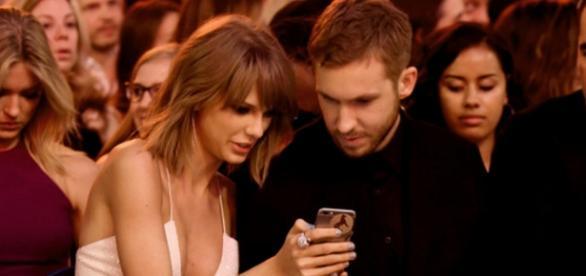 Calvin Harris e Taylor Swift namoraram durante mais de um ano