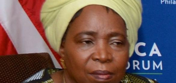 Mme Nkosazana Clarice Dlamini-Zuma, Présidente de l'UA