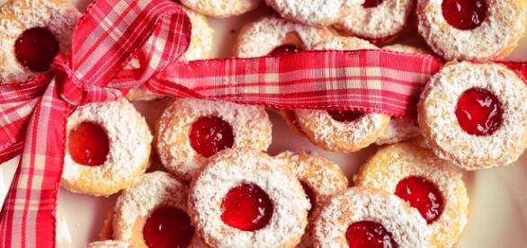 I biscotti occhio di bue: eleganti, golosi e sani!