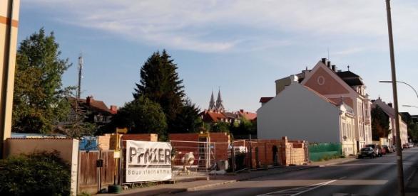 Kandidat für die Topothek: Im Jahr 2015 war der Dom von Wiener Neustadt noch zu sehen (Foto: zVg/HN)