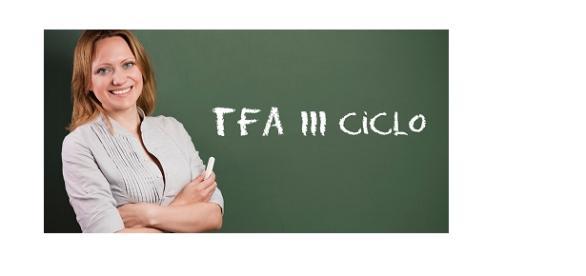 test primo ciclo tfa