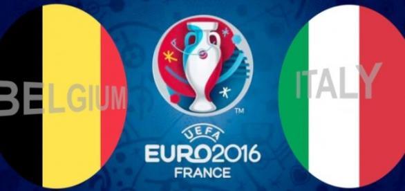 Włosi pokonali Belgów 2:0 w meczu grupy E