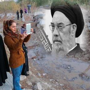 Un cleric din Iran acuză femeile care poartă haine occidentale pentru secarea râurilor
