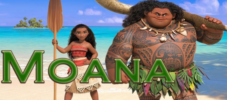 Oceania ecco il trailer del nuovo cartone disney