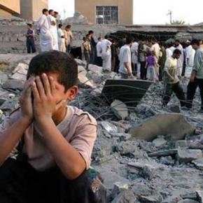 Un copil de doi ani a fost împușcat în brațele mamei sale în Fallujah
