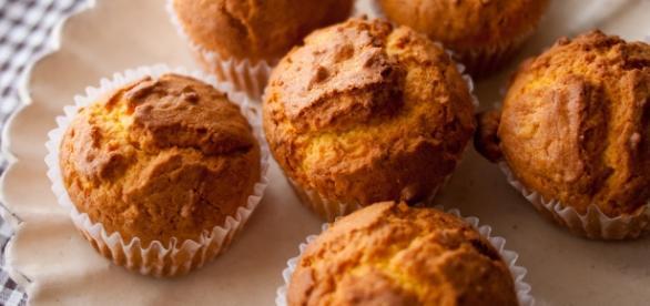 Muffin alla zucca, inaspettatamente buoni