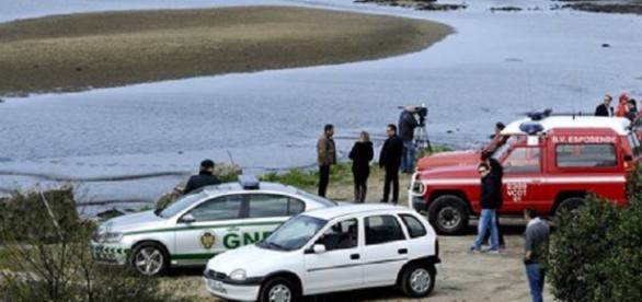 Autoridades procuram criança desaparecida.