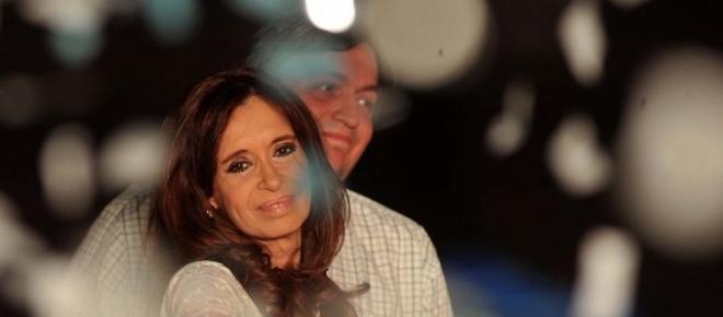 Cristina habló sobre el caso Lopez