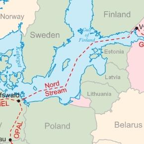Nord Stream - symbol przyjaźni niemiecko-rosyjskiej