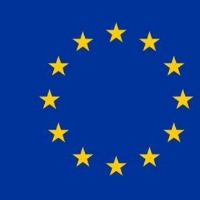 The European Union flag, courtesy Wikipedia