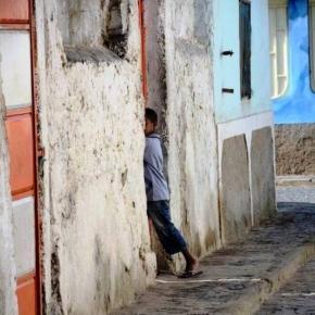 Enfant du Cap-Vert (Mindelo- Sao Vicente)