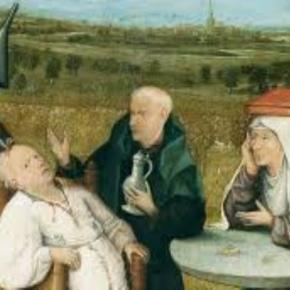 """Extracting the Stone of Madness"" by Bosch Creative Commons"