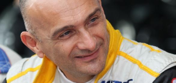 Gabriele Tarquini em 2009, ano do seu triunfo no WTCC. Foto Morio (Wikimedia).