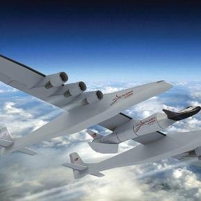 Cel mai mare avion din lume este aproape gata de lansare. Foto: Sierra Nevada Corporation
