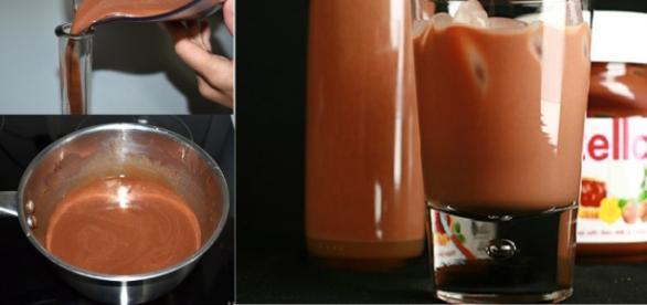 Liquore alla Nutella: la dolcezza per antonomasia, in versione 'alcolica'.