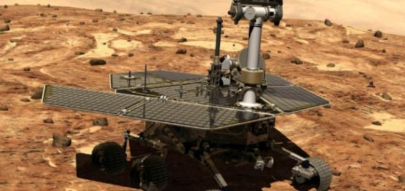 Rover Opportunity Has Explored Mars For 12 Years, And Shows No ...