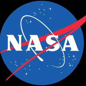 NASA logo courtesy of Wikimedia.