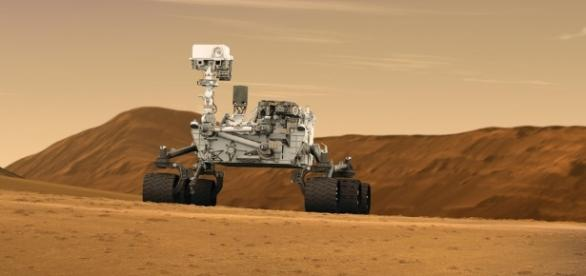 Flatulent' Curiosity Rover Responsible for Mars' Methane, NASA ...