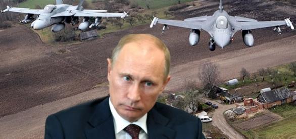 Putin amenință că Rusia va răspunde retoricii agresive a NATO