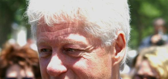 Former President Bill Clinton (Wikipedia)