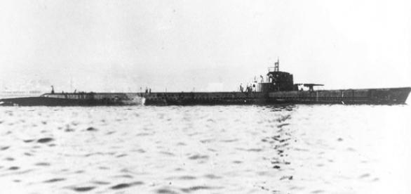 Submarin american descoperit de Rusia