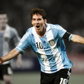 Messi abandona a seleção argentina