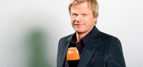 Auch in der Kritik: Oliver Kahn (c) ZDF