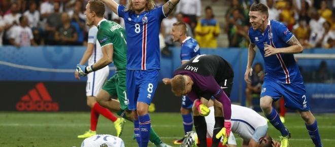 Brexit la EURO 2016. Anglia a fost eliminată de Islanda încă din optimi