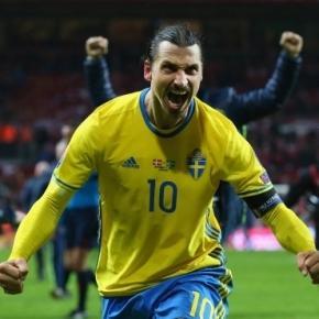 Zlatan Ibrahimovic vai reencontrar Mourinho