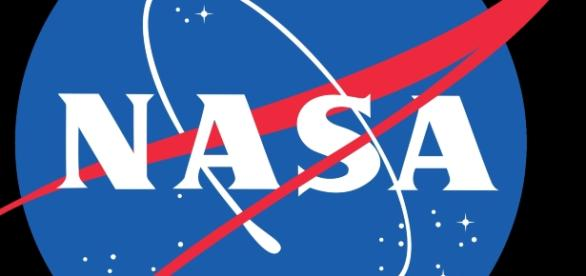 Official NASA logo courtesy of Wikimedia.