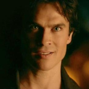The Vampire Diaries: Damon Salvatore (Foto: Screencap/CW)