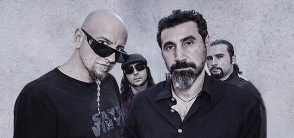 System of a down no Rok In Rio