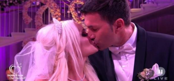 Daniela Katzenberger und Lucas Cordalis sind verheiratet