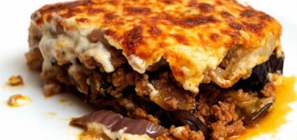 Il piatto più famoso della cucina Greca: La Moussaka