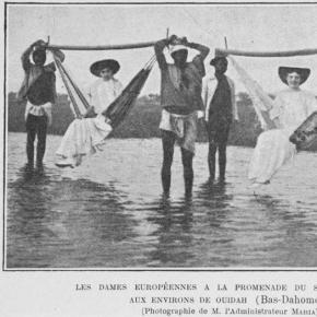Traite Négrière, Dames Européennes de Ouiddah