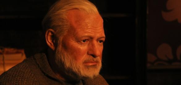 Le vieil homme et la vie... Ernest Hemingway, un monstre de la littérature.