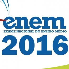 Prepare a caneta, o ENEM está chegando. (Créditos: Reprodução/ENEM)