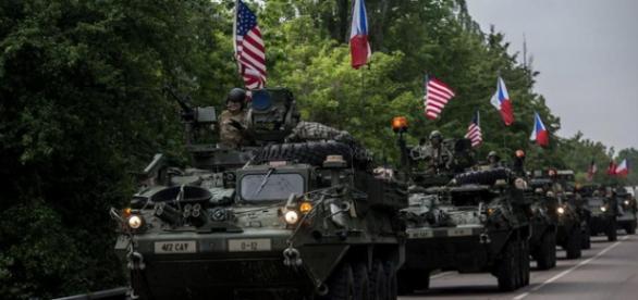 Exercitii militare de anvergura ale NATO