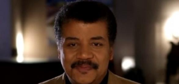 Neil deGrass Tyson (Credit NASA)