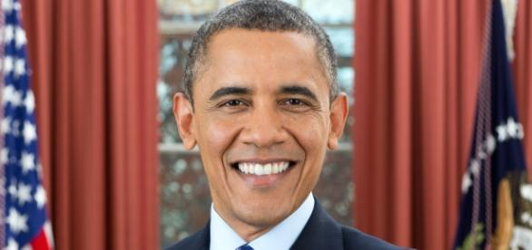 United States President Barack Obama (Wikipedia)