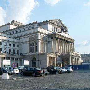 Teatr Wielki-Opera Narodowa w Warszawie. Fot.K.Krzak