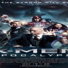 X-men Apocalypse Theatrical Poster (Wikipedia)