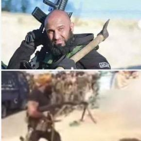 """""""Arhanghelul morții"""" sau """"Rambo din Irak"""" coșmarul militanților Statului Islamic"""