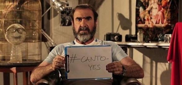 Eric Cantona candidata-se a seleccionador de Inglaterra em vídeo hilariante.