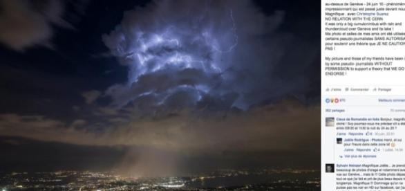 Les scientifiques du CERN cherchent-ils à ouvrir un portail ... - geoado.com