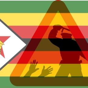 Zimbabwe Police beatings vectors no attrition creative commons