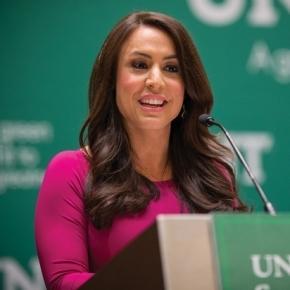 UNT Kuehne Speaker Series hosts Andrea Tantaros | North Texan - unt.edu