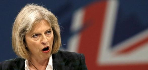 Theresa May, an iron lady or a moral force?- tes.com from BN database