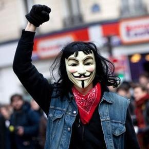 Anonymous - Movimiento de lucha contra la corrupción
